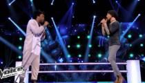 """Replay """"The Voice"""" : la Battle Pierre Edel / Spleen sur « Bennie And The Jets » d'Elton John (vidéo)"""