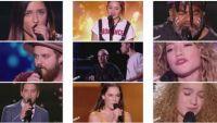 """Replay """"The Voice"""" samedi 27 janvier : voici les 10 premiers talents sélectionnés (vidéo)"""