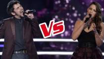 "Replay ""The Voice"" : La Battle Sol / Haylen « Purple Rain » de Prince (vidéo)"