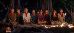 """Replay """"Koh Lanta"""" : le 1er conseil """"électrochoc"""" de l'équipe Rouge (vidéo)"""