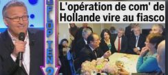 """Replay """"On n'est pas couché"""" : le Flop Ten de Laurent Ruquier du 7 novembre 2015 (vidéo)"""