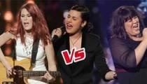 """Replay """"The Voice"""" : l'épreuve ultime de Anahy, Jessie Lee et Ana Ka  (vidéo)"""