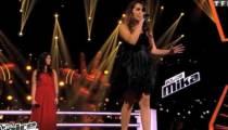 """Replay """"The Voice"""" : la battle Marina / Claudia sur « La Mamma » de Charles Aznavour (vidéo)"""