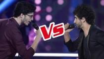 """Replay """"The Voice"""" : La Battle Alexandre / Clyde « I'm Still Standing » de Elton John (vidéo)"""