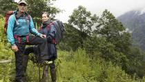 """""""A l'état sauvage"""" : Adriana Karembeu dans les pas de Mike Horn le 8 janvier sur M6 (vidéo)"""