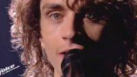 "Replay ""The Voice"" : Xam Hurricane chante « Et maintennant » de Gilbert Bécaud (vidéo)"