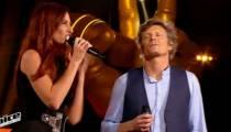 "Replay ""The Voice"" : La Battle Nög / Hiba Tawaji sur « Mon amie la rose » de Françoise Hardy (vidéo)"
