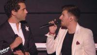 "Replay ""The Voice"" : Casanova & Mika chantent « Goodbye Stranger » en finale (vidéo)"
