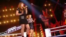 """Replay """"The Voice"""" : La Battle Estelle / Nehuda / Suny sur « Un autre monde » de Téléphone (vidéo)"""