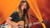 "Replay ""The Voice"" : regardez Leila qui interprète « Caravane » de Raphaël (vidéo)"