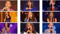 """Replay """"The Voice Kids"""" : les 9 derniers talents sélectionnés samedi 17 septembre (vidéo)"""