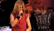 """Replay """"The Voice"""" : la battle entre Stacey King et Aline Lahoud sur « Sober » de Pink (vidéo)"""
