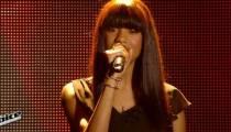 """Replay """"The Voice"""" : Awa Sy chante « Bang Bang » de Cher (vidéo)"""