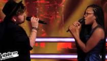 """Replay """"The Voice"""" : la battle Margie / Lioan sur « Summertime » de George Gershwin (vidéo)"""