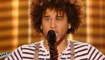 "Replay ""The Voice"" : Samuel M chante « Clown » de Soprano (vidéo)"