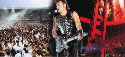 Hommage à Johnny Hallyday : M6 rediffuse le concert « Retiens ta nuit » ce soir à 21:00