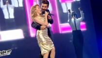 """Replay """"The Voice"""" : Kylie Minogue ouvre la finale avec Kendji, Weskey, Maximilien Philippe et Amir (vidéo)"""