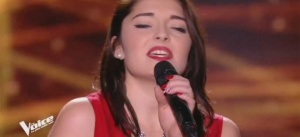 """Replay """"The Voice"""" : Julianna chante « Crazy » de Gnarls Barkley (vidéo)"""