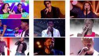 """Replay """"The Voice"""" samedi 3 juin : voici les 12 prestations de la demi-finale (vidéo)"""
