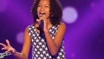 "Replay ""The Voice Kids"" : Tamillia chante « Halo » de Beyoncé (vidéo)"