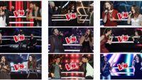 """Replay """"The Voice"""" samedi 19 mars : revoir les 9 battles de la soirée  (vidéo)"""