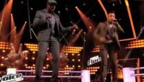 """Replay """"The Voice"""" : la battle Edu Del Prado / Wesley sur « Soulman » de Ben l'oncle Soul (vidéo)"""
