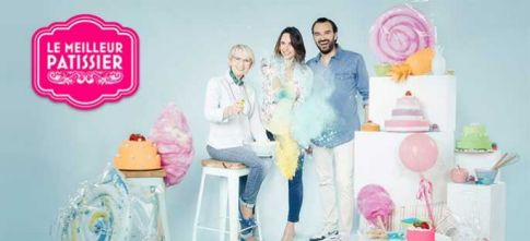 """""""Le meilleur pâtissier"""" de retour sur M6 le 17 octobre pour une 6ème saison"""
