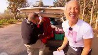 """""""Pékin Express"""" - Noëlla & Eric en désaccord sur l'auto-stop : Noëlla crie trop fort ! (vidéo)"""