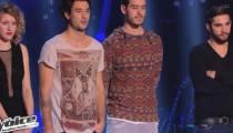 """Replay """"The Voice"""" : regardez l'épreuve ultime entre Cloé, Kendji et les Fréro Delavega (vidéo)"""