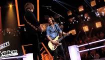"""Replay """"The Voice"""" : regardez la battle Flo / Roman sur « You Really Got Me » de The Kinks (vidéo)"""