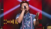 "Replay ""Rising Star"" : HUU interprète « Locked Out Of Heaven » de Bruno Mars (vidéo)"