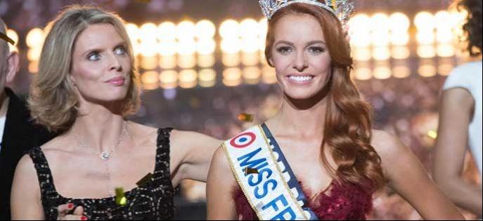 """L'élection de """"Miss France 2018"""" suivie par 7,4 millions de téléspectateurs sur TF1 (vidéo)"""