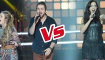 "Replay ""The Voice"" : La Battle Lola Baï / Louyena « Encore et encore » de Francis Cabrel (vidéo)"