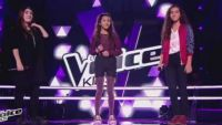 "Replay ""The Voice Kids"" : battle Sahna / Betyssam / Tiny «This one's for you » de David Guetta (vidéo)"