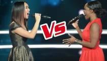 "Replay ""The Voice"" : La Battle Lica / Mirella « Avant toi » de Calogero (vidéo)"