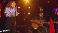 "Replay ""The Voice"" : duel Maëlle / Gulaan « Fragile » de Sting (vidéo)"