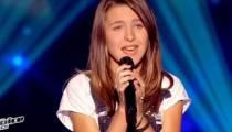 """Replay """"The Voice Kids"""" : Elisa chante « Changer » de Maître Gims (vidéo)"""