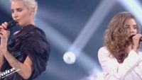 "Replay ""The Voice"" : Maëlle & B. Demi Mondaine « I put a spell on you » d'Annie Lennox (vidéo)"