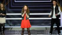 "Replay ""The Voice Kids"" : battle Justine, Elisa et Jacob sur « Raggamuffin » de Selah Sue (vidéo)"