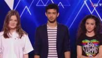 """Replay """"The Voice"""" : l'audition finale de Capucine, Lilya et Alhan  (vidéo)"""