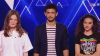 "Replay ""The Voice"" : l'audition finale de Capucine, Lilya et Alhan  (vidéo)"