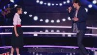 "Replay ""The Voice"" : Battle Nathalia / Valentin Stuff « Je te pardonne » de Maître Gims (vidéo)"