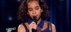 "Replay ""The Voice Kids"" : Jane chante « The Prayer » en finale (vidéo)"