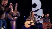 """Replay """"The Voice"""" : La Battle Fergessen / Guilhem sur « Help Myself » de Gaëtan Roussel (vidéo)"""
