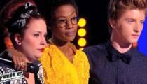 """Replay """"The Voice"""" : regardez l'épreuve ultime entre Manon / La Petite Shade et Elliot (vidéo)"""