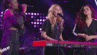"""Replay """"The Voice"""" : JAT chante « La boulette » de Diam's (vidéo)"""