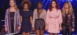 "Replay ""The Voice"" : l'audition finale de JAT, Mélody et Queen Clairie  (vidéo)"