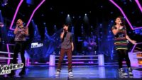"Replay ""The Voice Kids"" : battle Justine, Paul, Butterfly « Ca ira » de Joyce Jonathan (vidéo)"