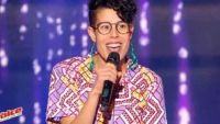 """Replay """"The Voice"""" : Nathalia chante « YMCA » de Village People (vidéo)"""