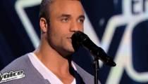 """Replay """"The Voice"""" : regardez Edu Del Prado qui interprète « Halo » de Beyonce (vidéo)"""